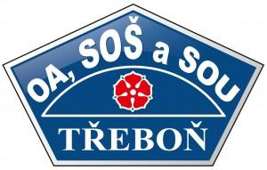 Logo OA SOŠ SOU Třeboň